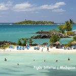 Super! Pigūs bilietai iš Varšuvos į Mažąsias Antilų salas – Martiniką arba Gvadelupą – vos nuo 390 EUR! Didelis datų pasirinkimas!