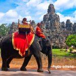 Neblogai! Pigūs bilietai iš Londono į didžiuosius Kambodžos miestus Pnompeną bei Siem Reapą – tik 368 EUR į abi puses!
