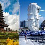 Trys viename: aplankykite Singapūrą, Balio salą ir net tolimąją Australiją už vos 664 EUR kelionę pradedant ir baigiant Vilniuje! Galimas išvykimas ir per Kalėdas bei Naujuosius Metus!