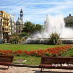 """Super! """"RyanAir"""" pigūs bilietai į Valensiją, Ispanija, iš Varšuvos – tik 43 EUR į abi puses!"""