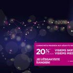 """Akcija lojaliems """"Wizz Air"""" nariams: -20% nuolaida visiems """"Wizz Air"""" skrydžiams!"""
