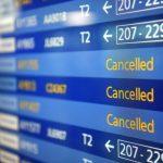 """""""Ryanair"""" sustabdo visus savo skrydžius, o """"Wizz Air"""" skrydžius į Vilnių stabdo iki balandžio 30 dienos"""