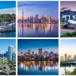 Super! Labai pigūs bilietai iš Vilniaus bei Rygos į įvairius didžiuosius Kanados miestus – Torontą, Vankuverį, Kalgarį, Monrealį, Edmontoną – vos nuo 252 EUR į abi puses!